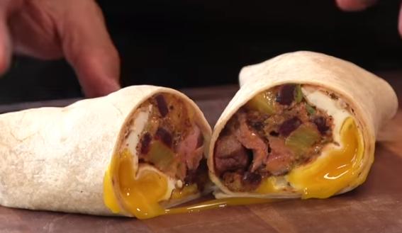 Aussie Burrito Recipe