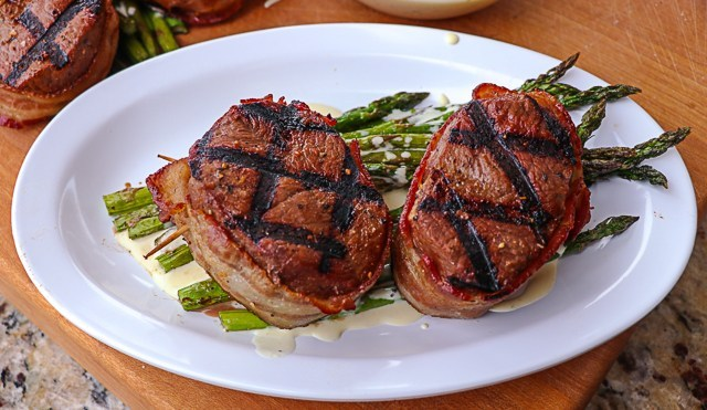 Grilled Deer Filet
